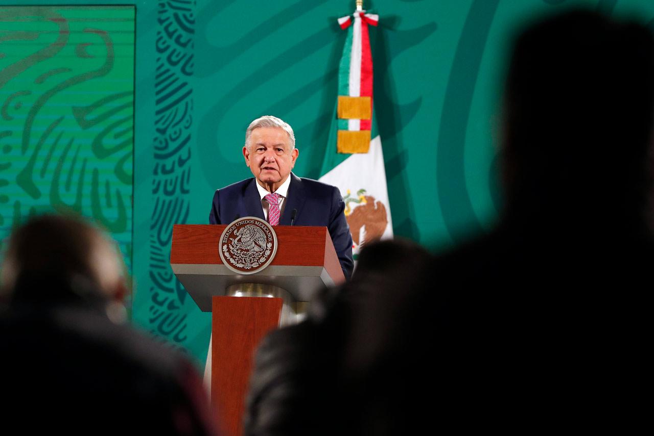 Andres MAnuel López Obrador AMLO