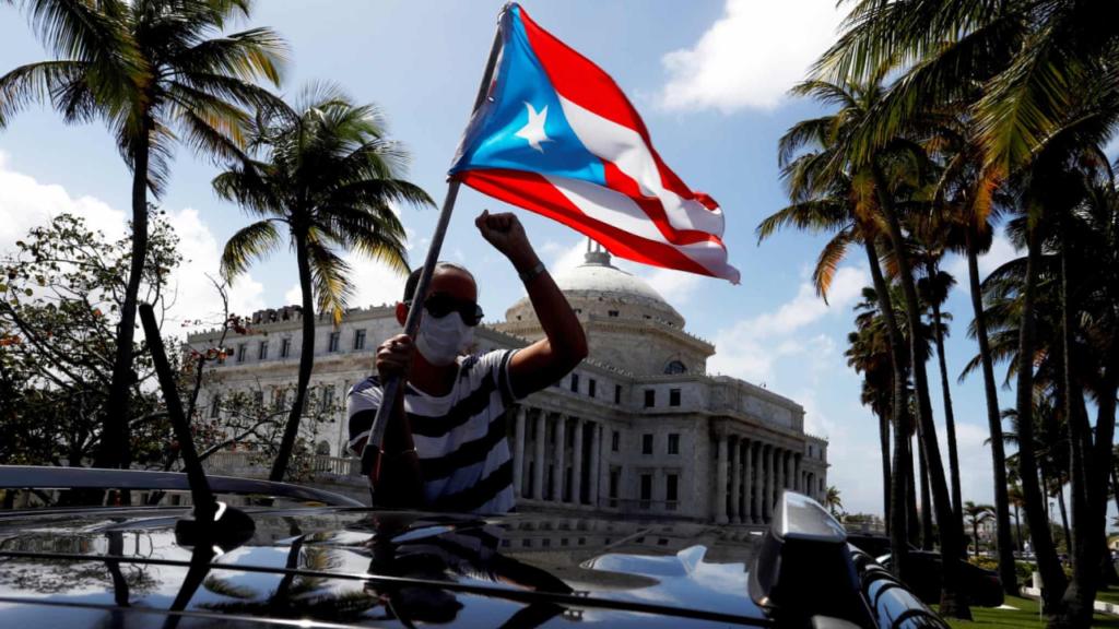 ¿Estrellas nuevas en la bandera de EU? Puerto Rico y Washington DC buscan ser estados