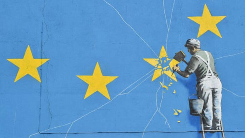 Entre más satíricos son los murales callejeros, menos parecen gran arte
