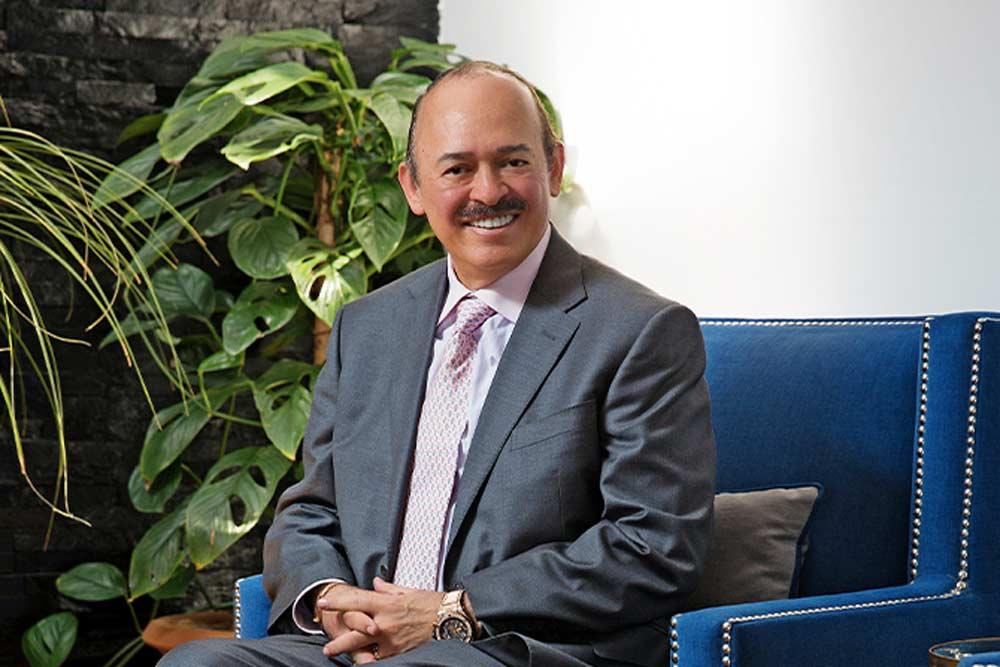 FGR habría solicitado orden de aprehensión contra Raúl Beyruti, presidente de GIN Group