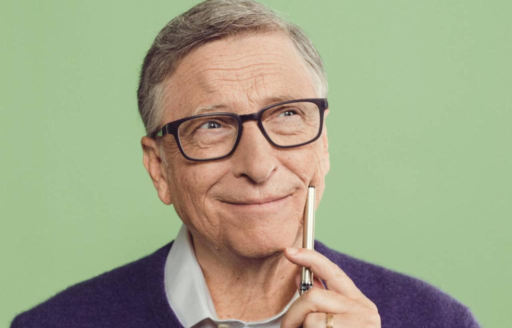 'La neutralidad de carbono en una década es una fantasía': Bill Gates