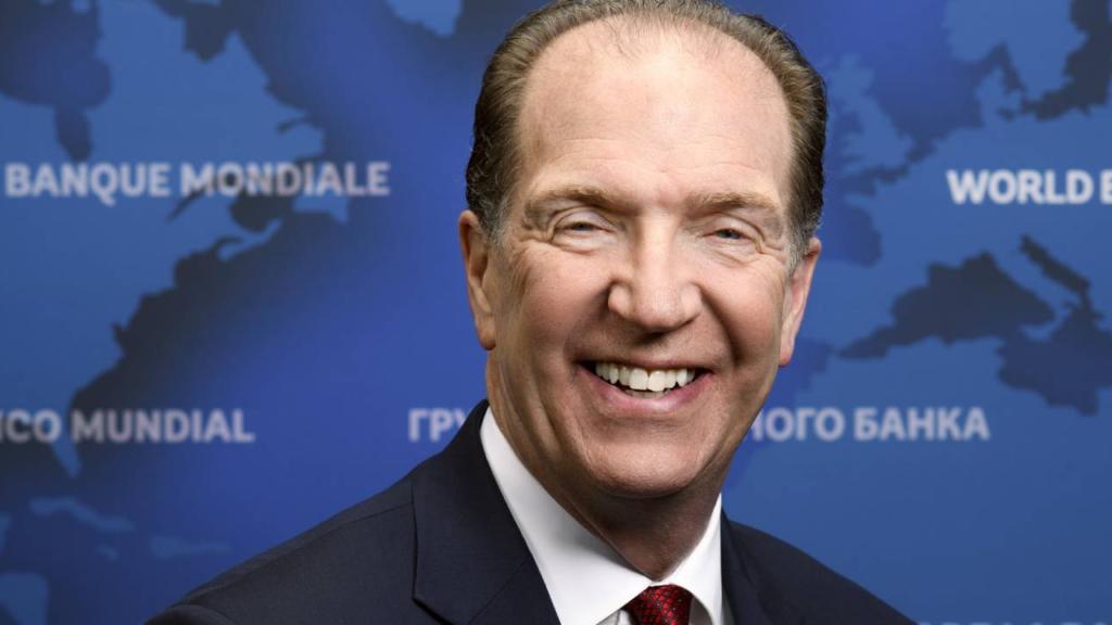 'Todos los países deben estar vacunados para finalizar la pandemia': presidente del Banco Mundial