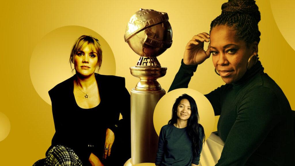Los Globos de Oro hacen historia con tres directoras nominadas