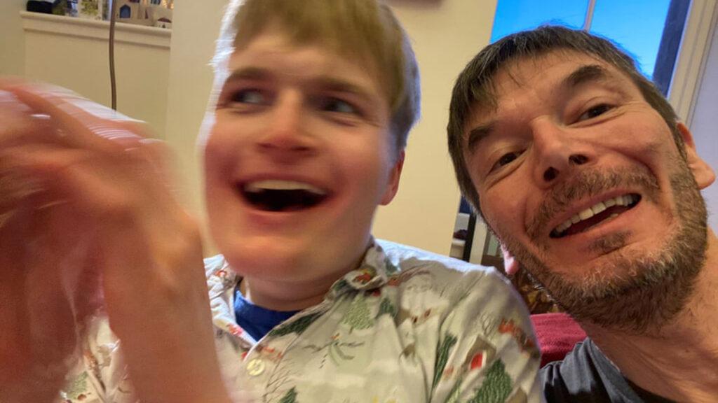 '¿Por qué usar celebridades para dar voz a personas con discapacidad?': Ian Rankin
