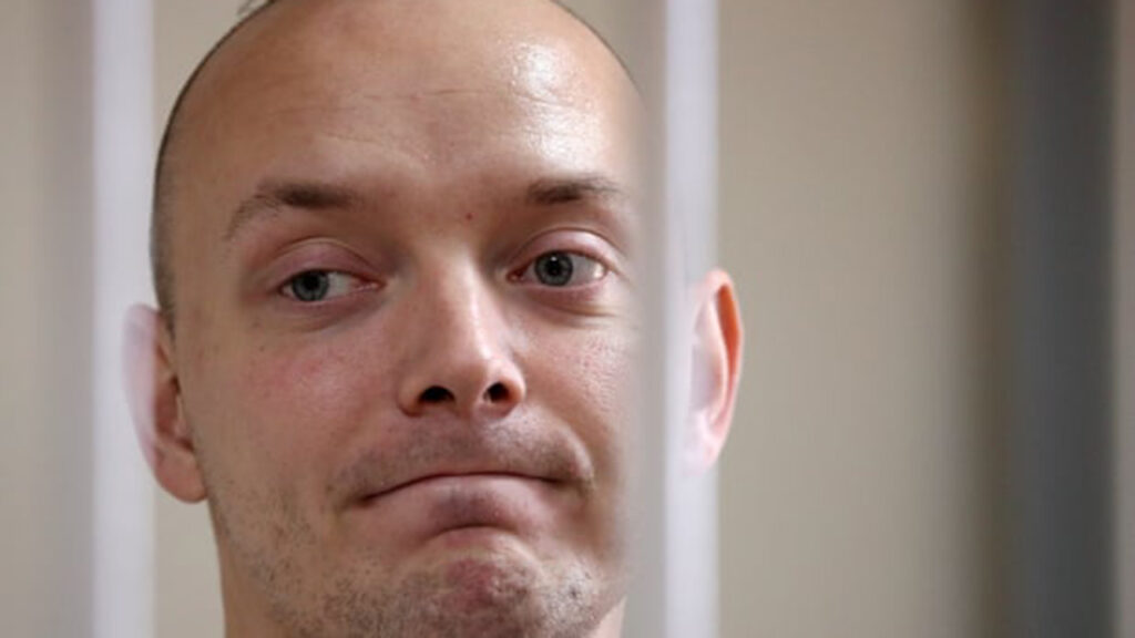 Rusia no quiere decirme qué crimen cometí, dice un experiodista encarcelado