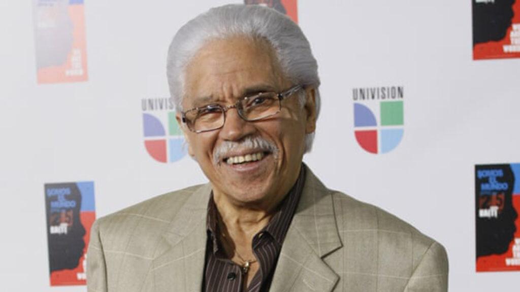 Johnny Pacheco, cofundador de la disquera de salsa Fania murió a los 85 años