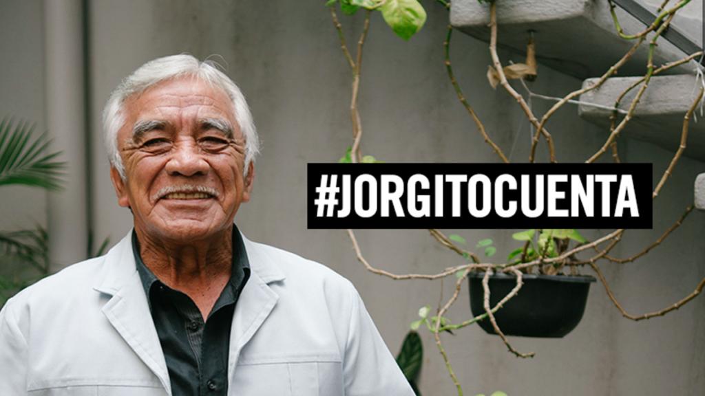 #JorgitoCuenta, la campaña de AI por un  empleado del ISSSTE despedido en plena pandemia