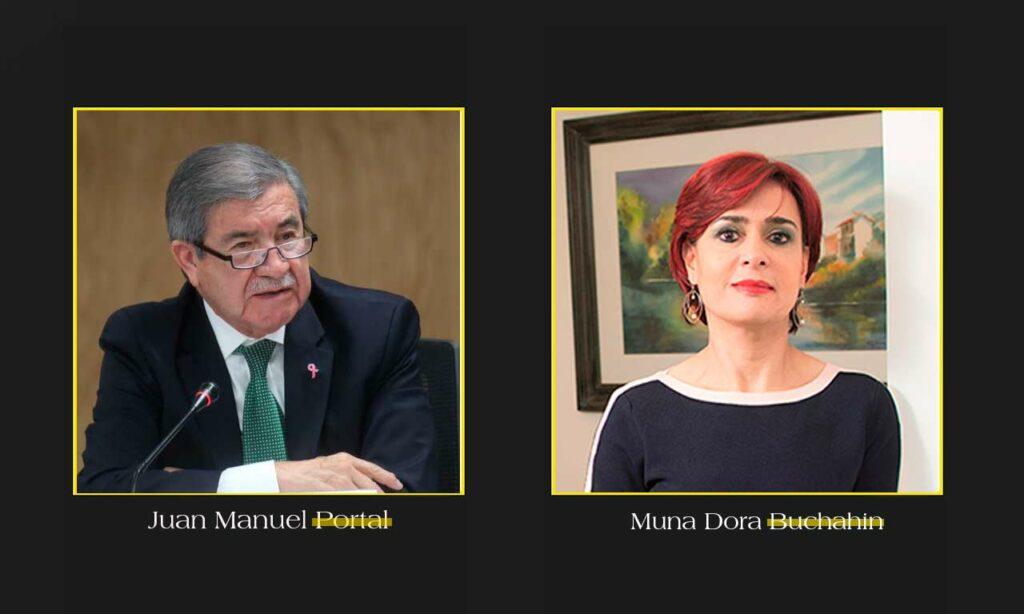 Frente a frente | Juan Manuel Portal y Muna Dora Buchahin sobre los errores de la ASF