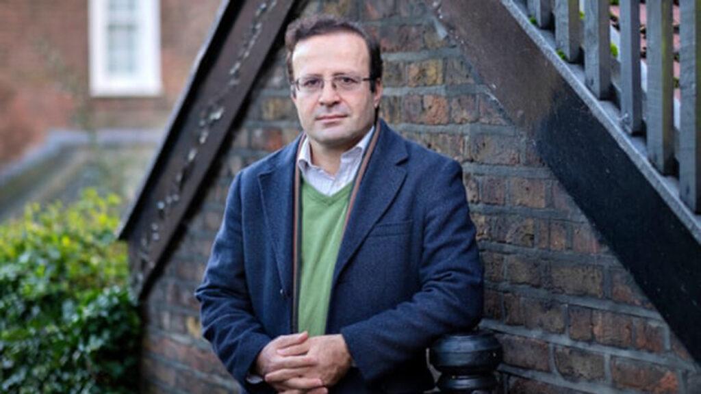 El escape de película de un académico encarcelado en Irán para volver a Gran Bretaña