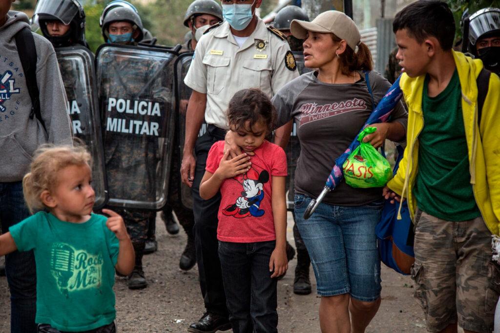 Migración de niñas y adolescentes hondureñas: vidas en el limbo