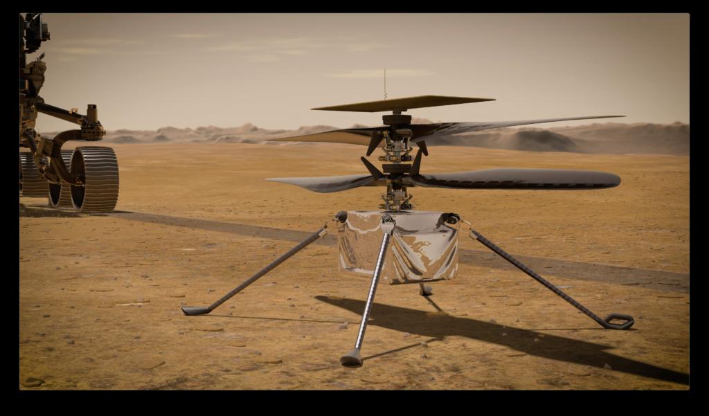 La exploración de Marte