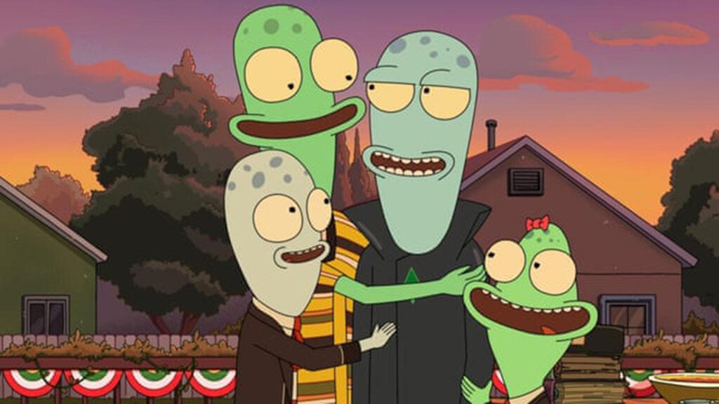 'Nunca imaginé que el programa sería tan grande': Justin Roiland de 'Rick y Morty'