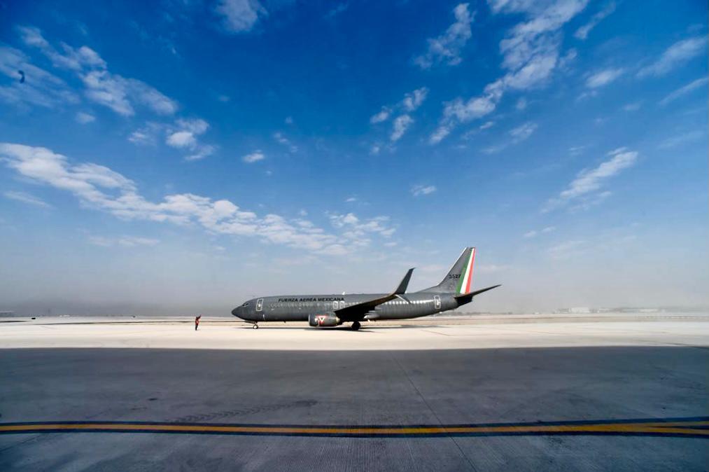 aeropuerto santa lucia, salta lucia, base aerea militar, texcoco