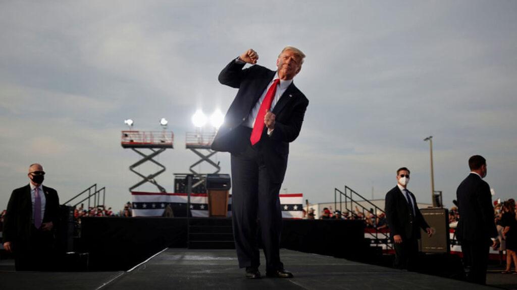 Donald Trump tiene un nuevo hobby: la venganza
