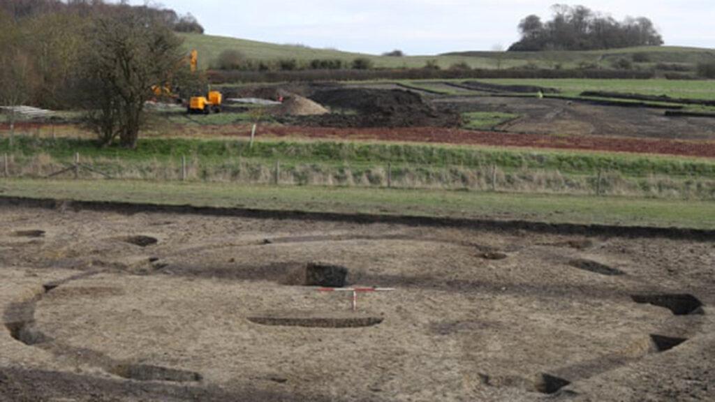Excavación 'extraordinaria' en Inglaterra revela la vida doméstica en la era de hierro