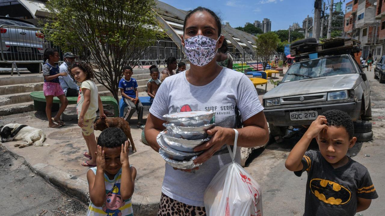 erradicar el hambre