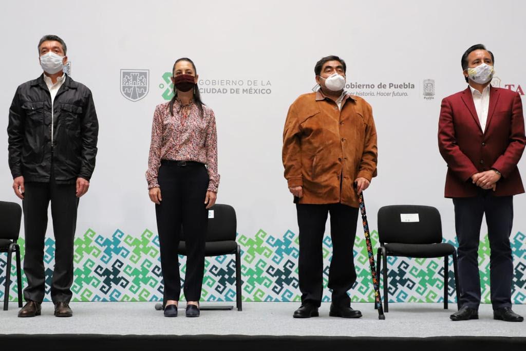 Gobernadores de Morena se comprometen a respetar elecciones de junio