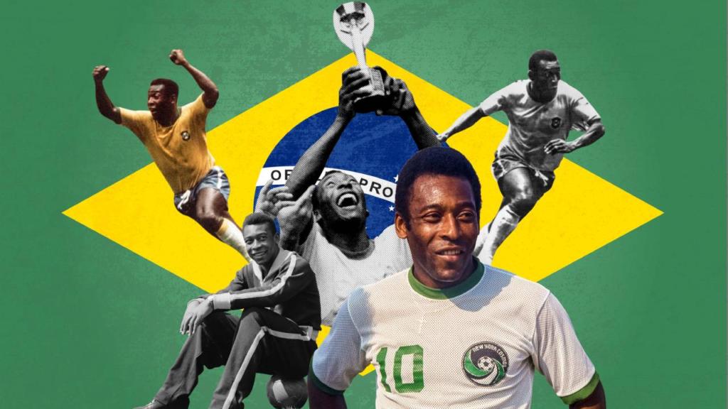 Construir a un superhéroe: cómo Pelé se convirtió en más leyenda que hombre