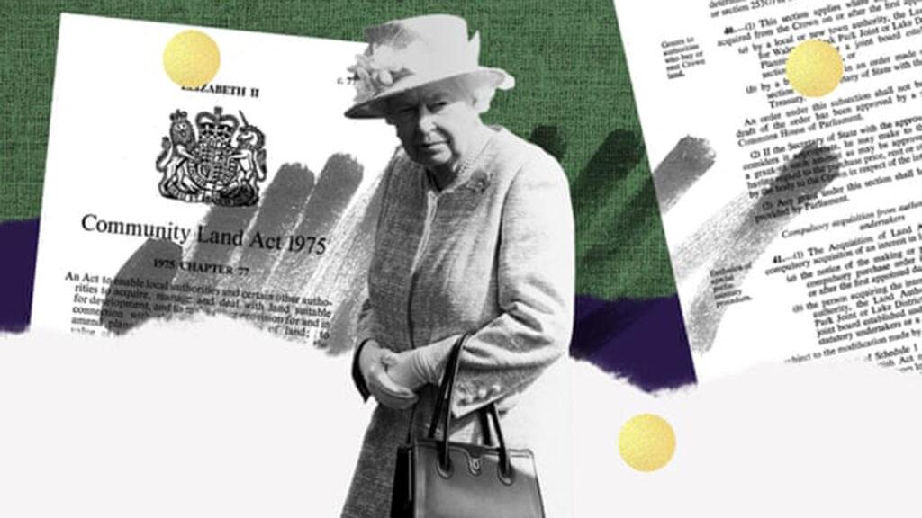 La realeza revisó más de 1,000 leyes mediante el Consentimiento de la Reina