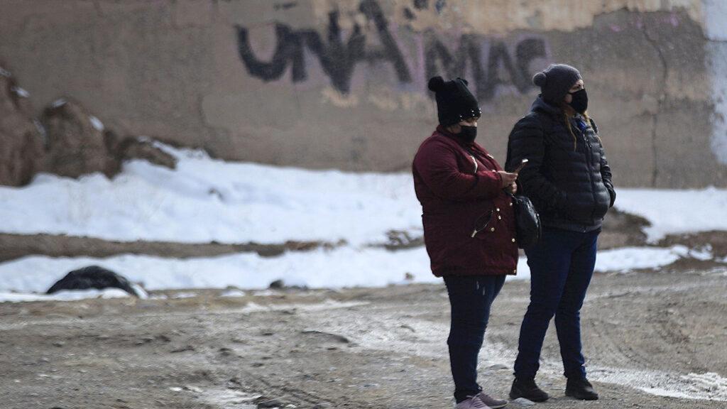 Suman 8 los muertos por la tormenta invernal en el norte de México