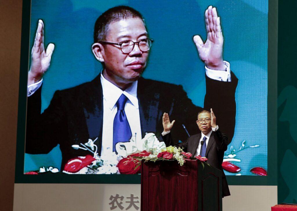 El rey chino del agua mineral se convierte en el más rico de Asia