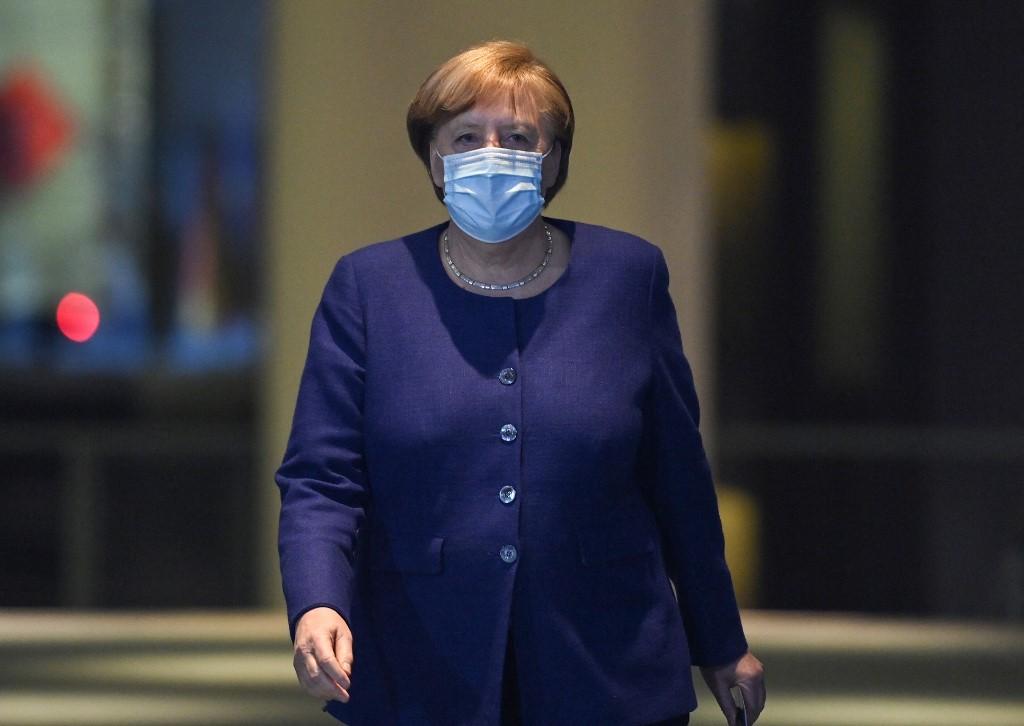 Fin de la pandemia llegará hasta que todo mundo tenga vacuna: Merkel