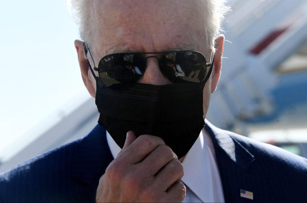 Los invitados de Joe Biden