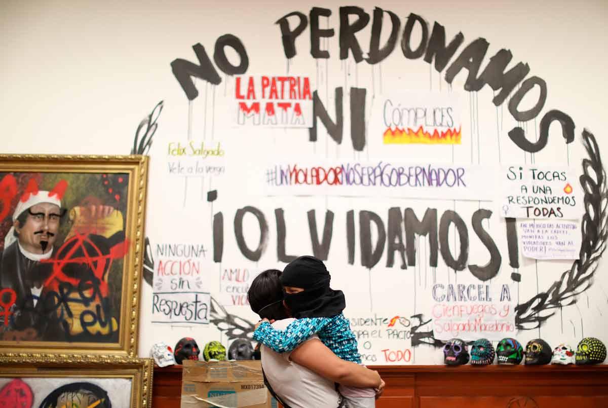 Alerta de género en Baja California