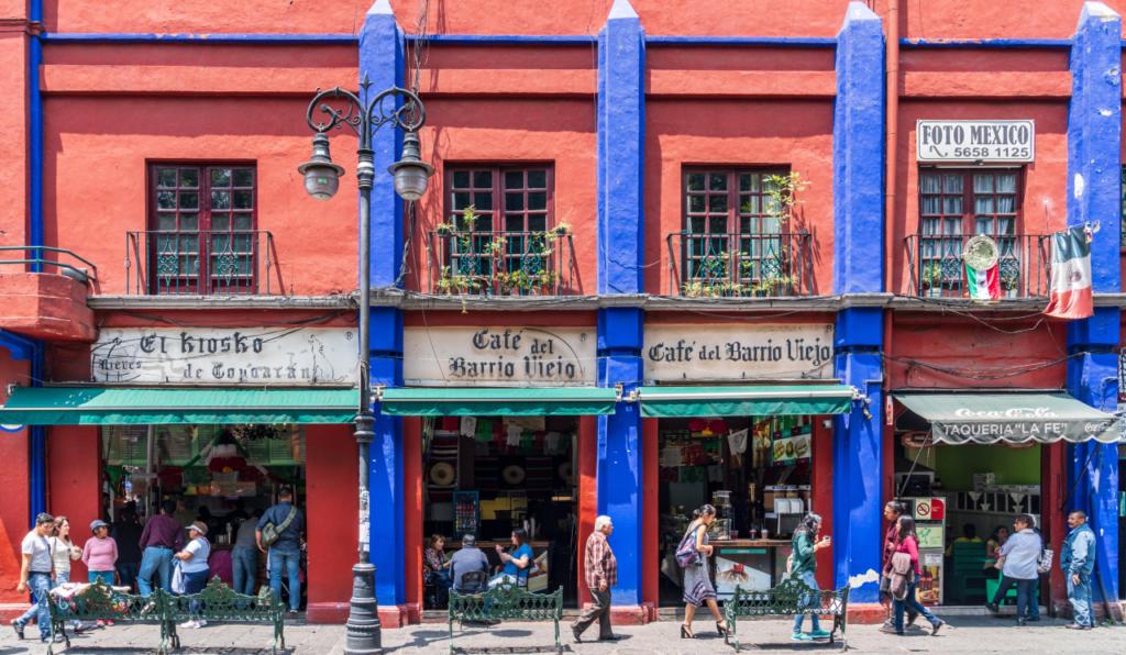 Ciudad de México: un tour virtual a través de cine, música, libros, comida y arte