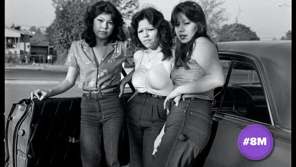 'Las chicas malas' de las pandillas de LA: la mejor foto de Janette Beckman