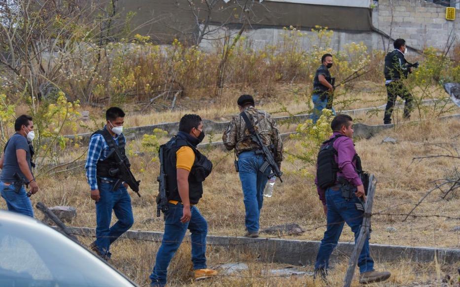 Emboscada mortal de 13 policías recibe poca respuesta del gobierno en México