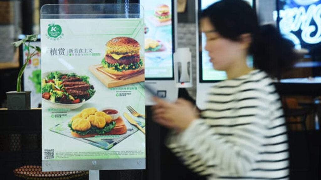China apaga su apetito por la carne mientras crece la revolución vegana