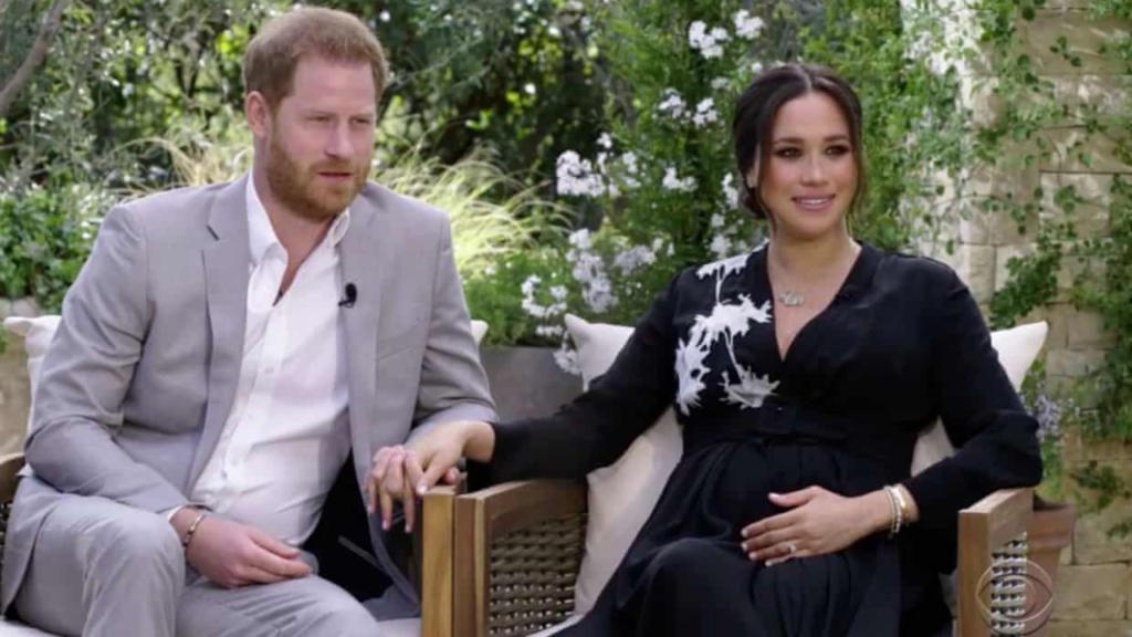 Meghan y Harry a Oprah: 'Hubo preocupación sobre el color de piel de Archie'