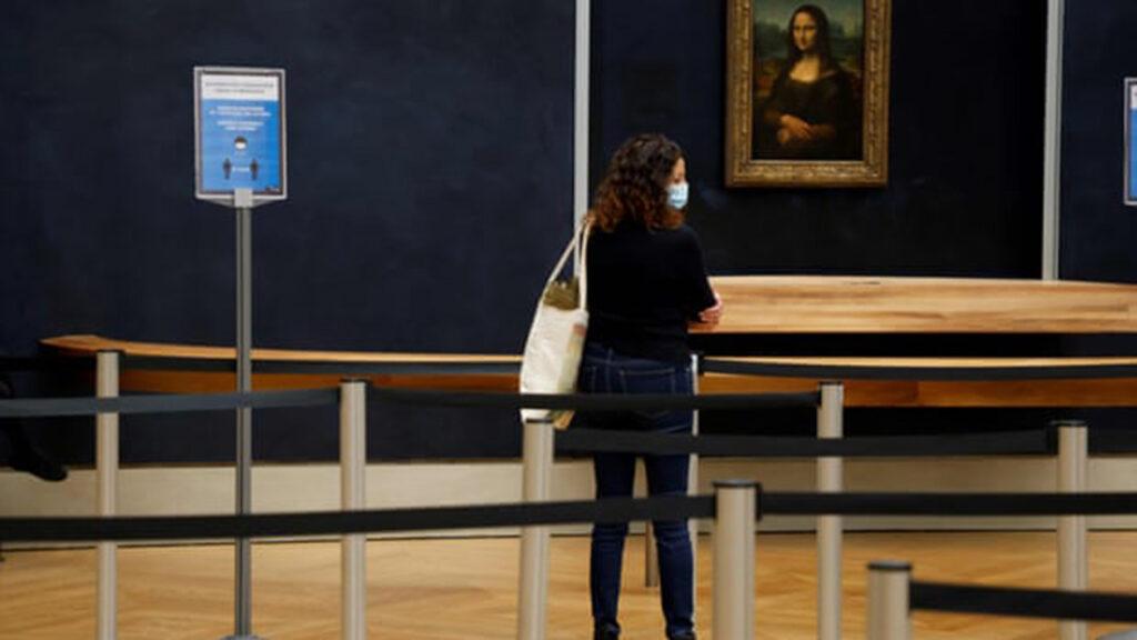 Las visitas a los 100 museos más importantes del mundo cayeron un 77% por el Covid