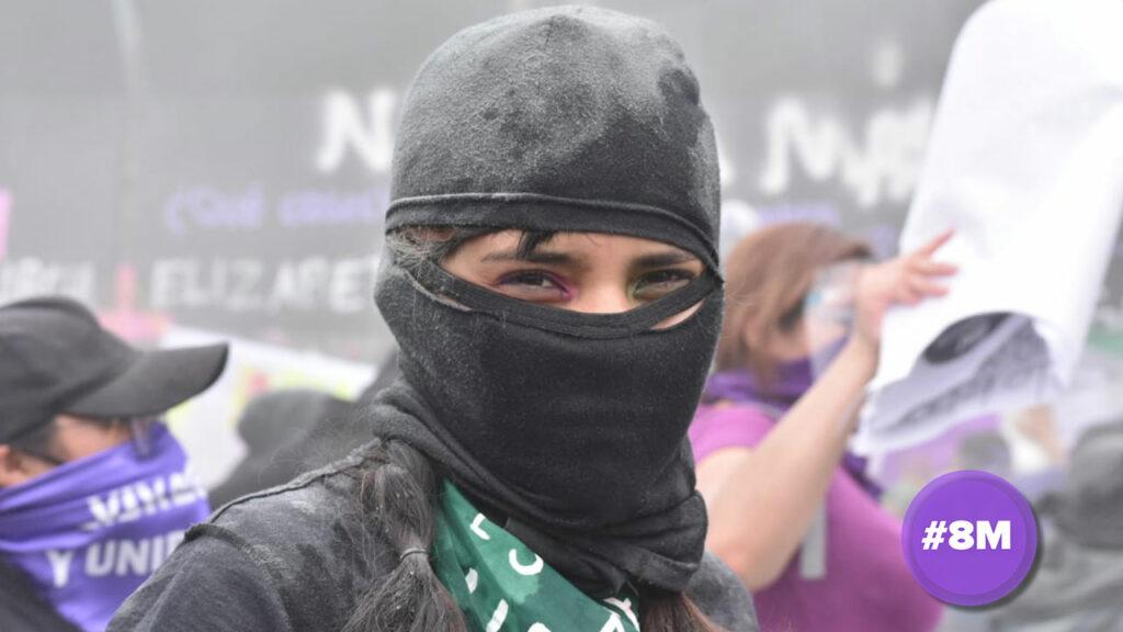 El enojo de las mujeres se resuelve con políticas públicas, no con policías: AI