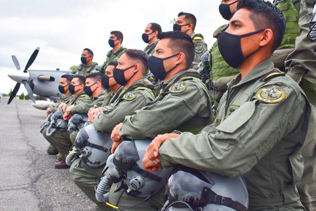 Las fuerzas armadas son un comodín para atender la pandemia en América Latina