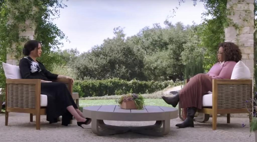 Meghan acusa a palacio de 'perpetuar falsedades' en un nuevo clip de Oprah