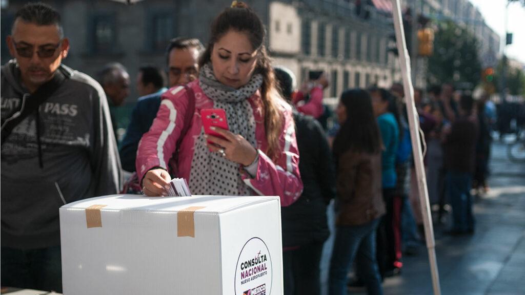 Si las elecciones fueran hoy, Juntos Hacemos Historia vencería a la Alianza por México: Colectivo Voto