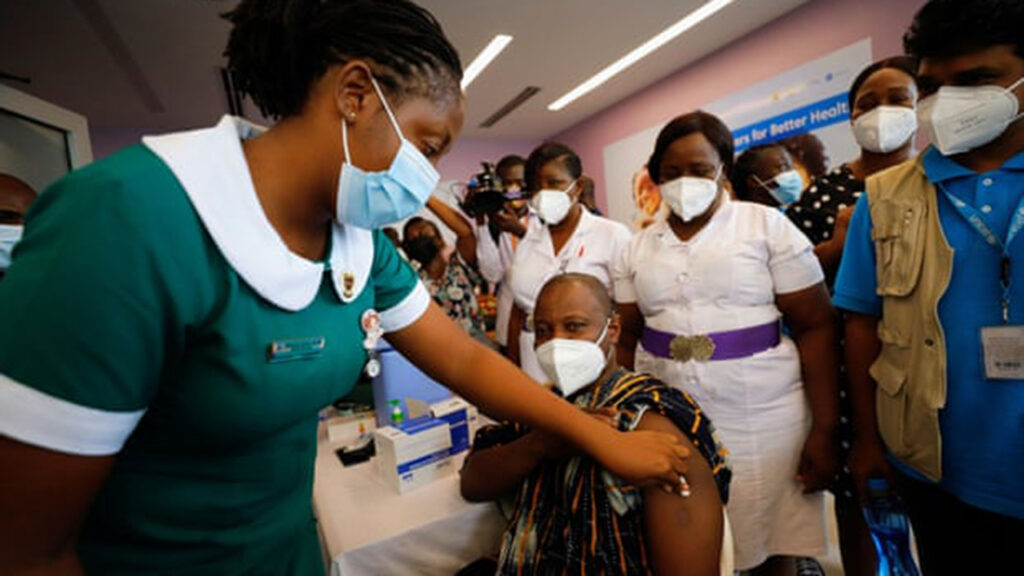 Los países más ricos están acaparando las vacunas, algo moralmente indefendible