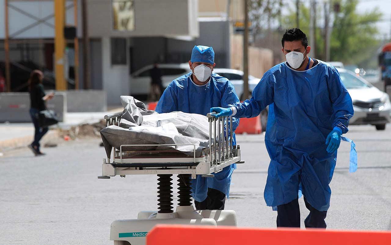 personal medico medico Mexico Covid-19 covid coronavirus hospitales