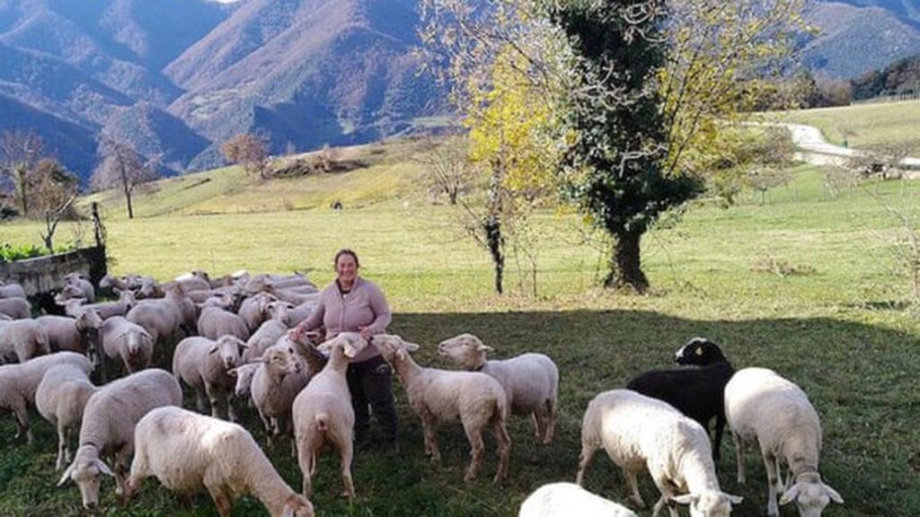 Escuela de pastoras en España busca restablecer el equilibrio en el campo