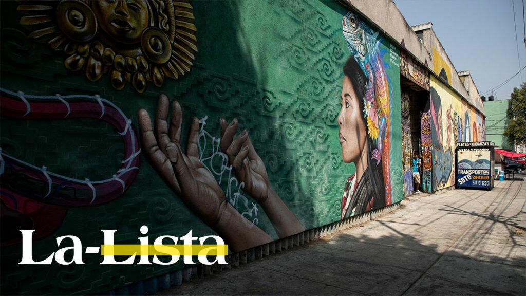 A un siglo de su nacimiento, el muralismo (feminista) explota en la CDMX