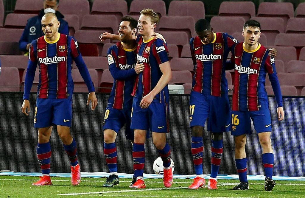 Los clubes españoles perderán 2,400 millones de dólares por covid-19