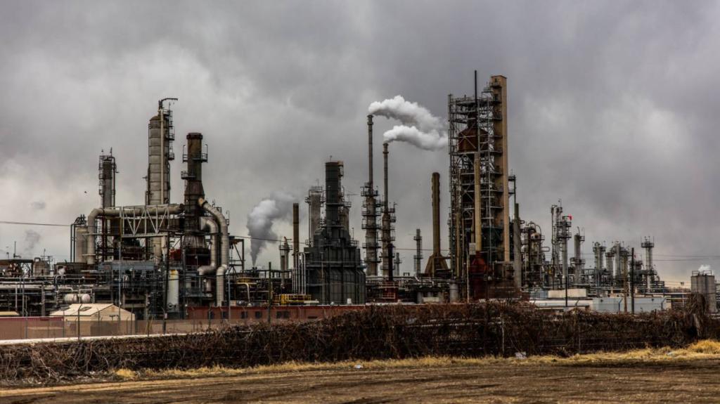Los bancos, esos financiadores del desastre climático