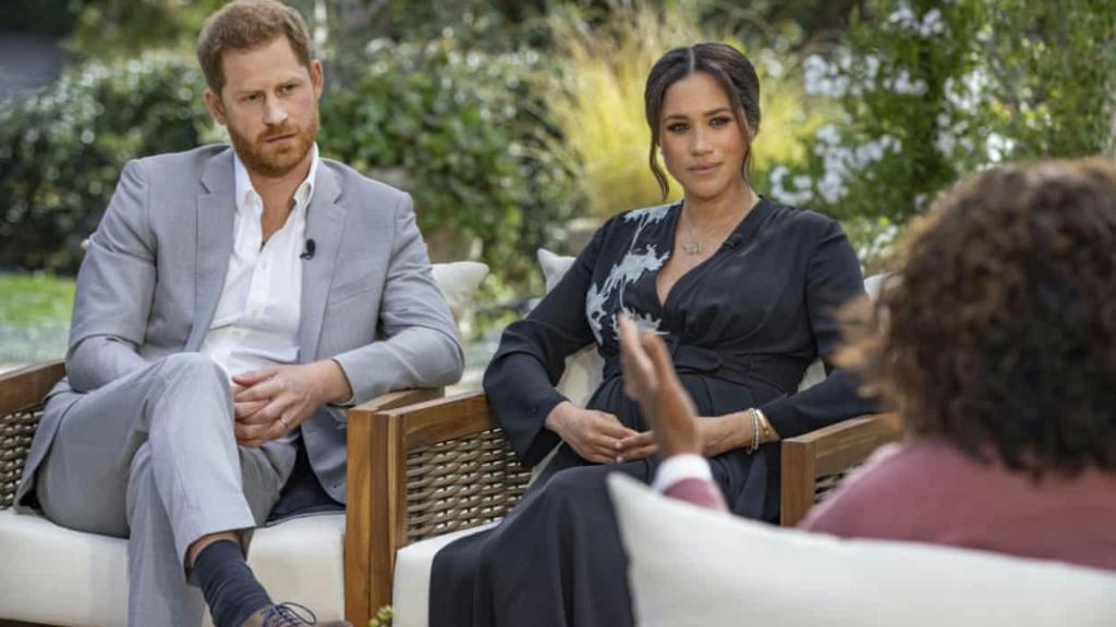 'Un momento simbólico': la entrevista de Oprah a Harry y Meghan marca un punto de inflexión