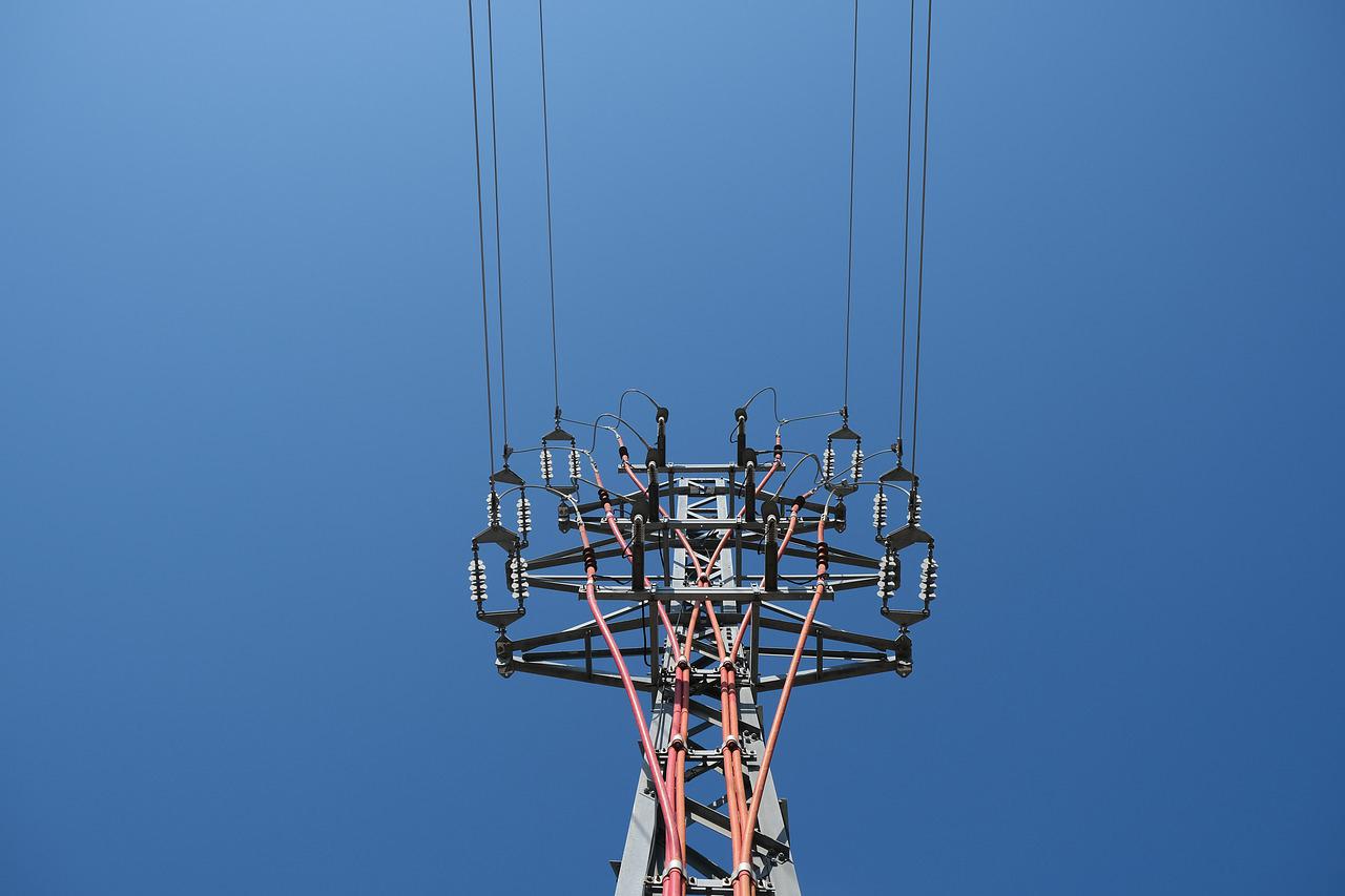 electricidad, energia, torre de electricidad