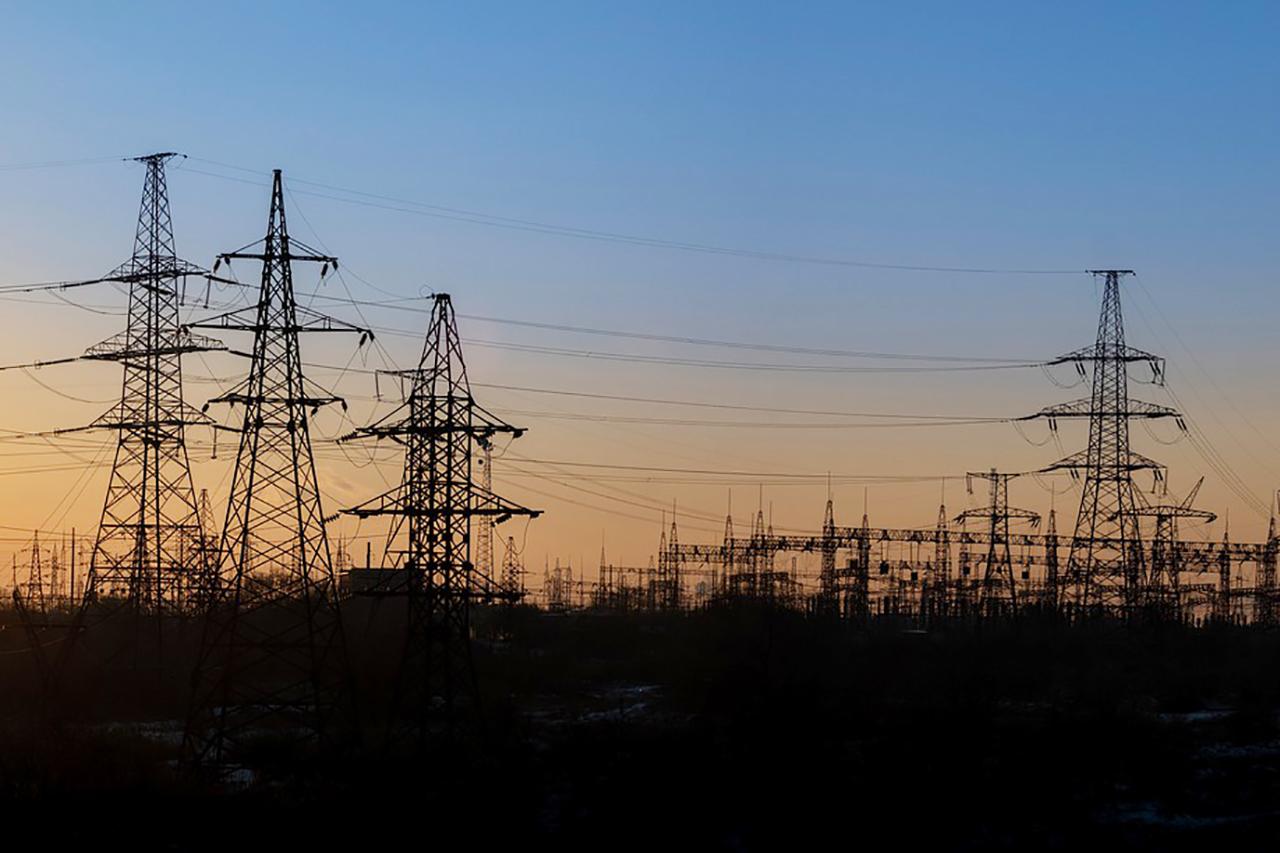 electricidad, torre de electricidad, energia