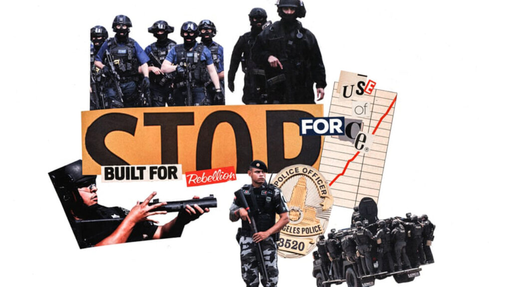 Cómo las leyes permiten que las fuerzas policiales más grandes del mundo usen fuerza letal