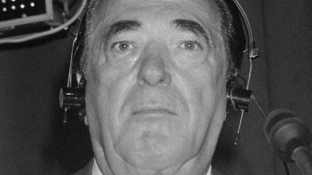 Robert Maxwell, el penúltimo y más infame de los barones de la prensa británica