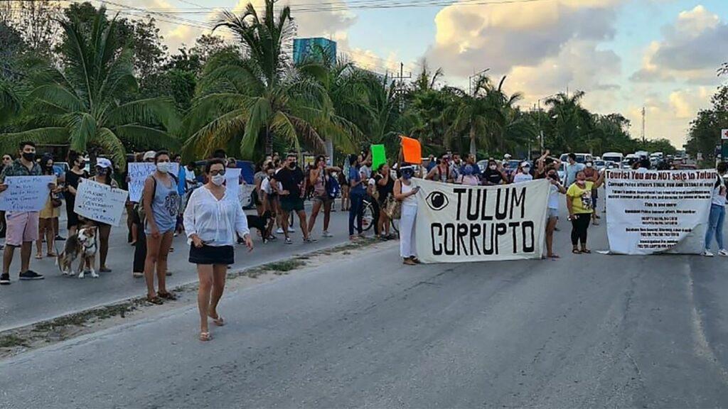 No basta con que el gobierno de Quintana Roo controle a la policía de Tulum: María Elena Morera
